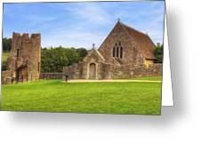 Farleigh Hungerford Castle Greeting Card