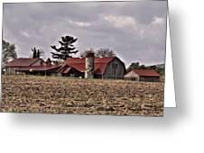 Farm 2 Greeting Card