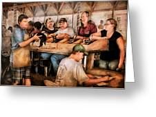 Farm - Farmer - By The Pound Greeting Card