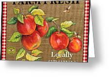 Farm Fresh-jp2380 Greeting Card