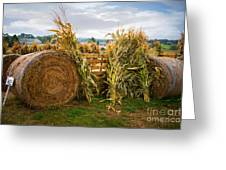 Farm Life1 Greeting Card