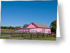 Farm Like A Girl Greeting Card