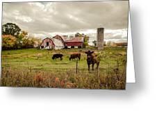 Farm Living Greeting Card