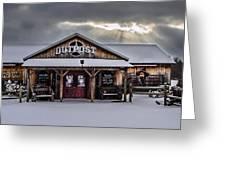 Farmers Inn Outpost Greeting Card