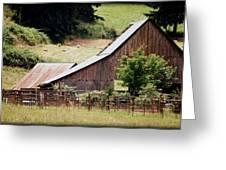 Farming Greeting Card