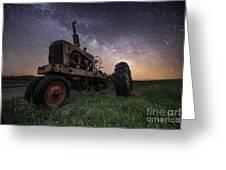 Farming The Rift 4 Greeting Card