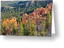 Farview Point Overlook Greeting Card