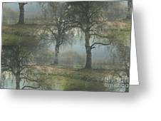 Fascinating Landscapes  Greeting Card