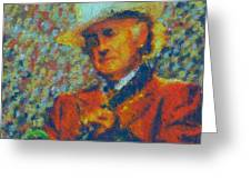 Father Of Blue Grass Greeting Card