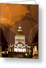 Federal Courthouse St Louis Greeting Card