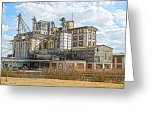 Feed Mill Hdr Greeting Card