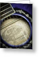 Fender Hot Rod Design Guitar 2 Greeting Card