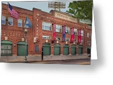 Fenway Park - Best Of Boston Greeting Card