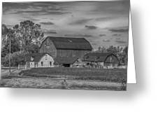 Fenwick Barn 7k02210b Greeting Card