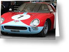 Ferarri 250 Le Mans Greeting Card