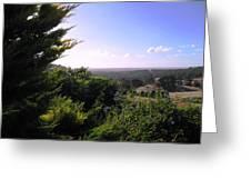 Ferguson Valley Landscape Greeting Card