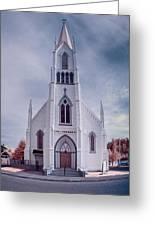 Ferndale Church Greeting Card