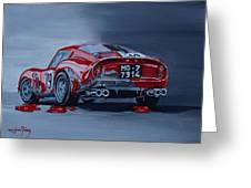 Ferrari 250gto Greeting Card