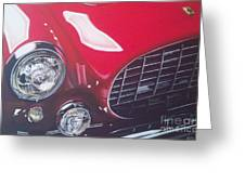 Ferrari 342 Greeting Card
