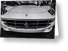 Ferrari Ff Greeting Card