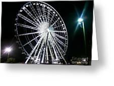 Ferris Wheel 11 Greeting Card