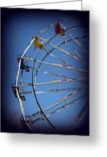 Ferris Wheel II Greeting Card