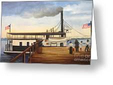 Ferry Hazel  Greeting Card
