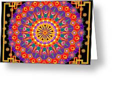 Festival Of Lights 2013 Greeting Card
