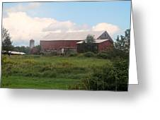 Field And Farm Greeting Card
