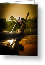 Fighting For Freedom Greeting Card