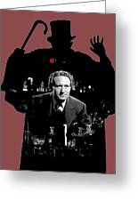 Film Homage Spencer Tracy Dr. Jekyll And Mr. Hyde 1941-2014 Greeting Card