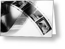 Film Strip Greeting Card by Tommytechno Sweden