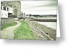 Findhorn Path Greeting Card