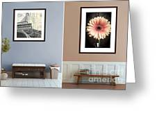 Fine Art Photography In The Home Greeting Card
