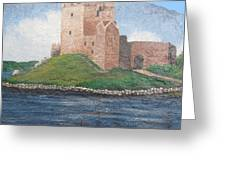 Fine Irish Castle Greeting Card