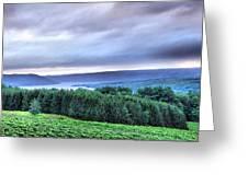 Finger Lakes Landscape Greeting Card