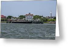 Fort Sumter Pilot  Greeting Card
