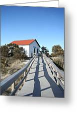 Fire Island Light Station Greeting Card