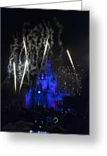 Fireworks-0703 Greeting Card