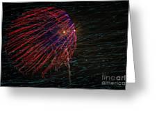 Fireworks 070414.222 Greeting Card