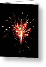 Fireworks 10 Greeting Card
