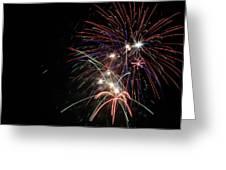 Fireworks 10 Greeting Card