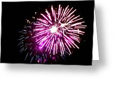 Fireworks 11 Greeting Card
