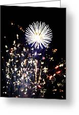 Fireworks 13 Greeting Card