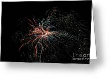 Fireworks 15 Greeting Card