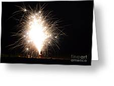 Fireworks 46 Greeting Card