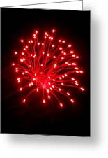 Fireworks 6 Greeting Card by Mark Malitz