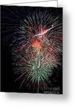 Fireworks6504 Greeting Card