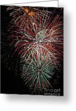 Fireworks6506 Greeting Card
