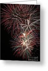 Fireworks6518 Greeting Card